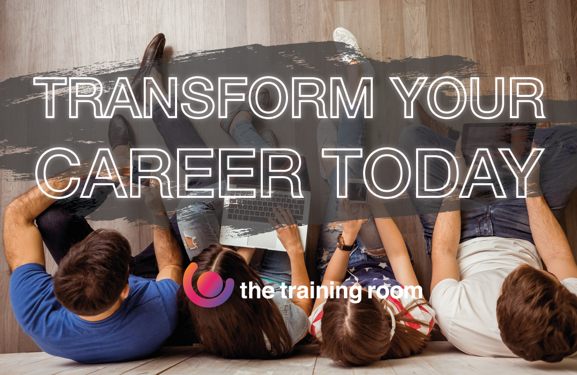 Start Your Career Now : Training Courses @ The Training Room